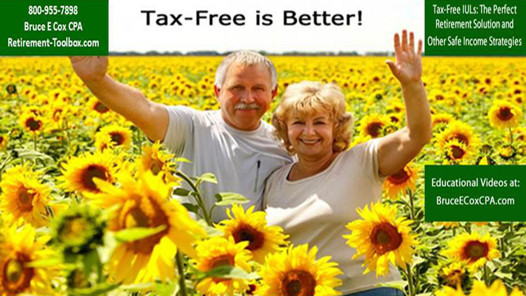 Tax-Free is Better.  Everything You Need to Know About Tax-Free Pension Alternatives in 5 Minutes or Less