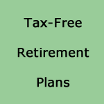 Tax-Free Retirement Plans are a tax-free pension alternative to IRAs, 401(k), & 403(b) retirement plans.  A perfect vehicle for reaching financial independence.